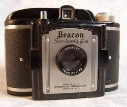 Vintage BEACON 225 CAMERA 1950s Whitehouse