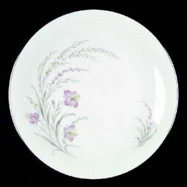 Tirschenreuth Entrancing Dinner Plate 1950s New Germany