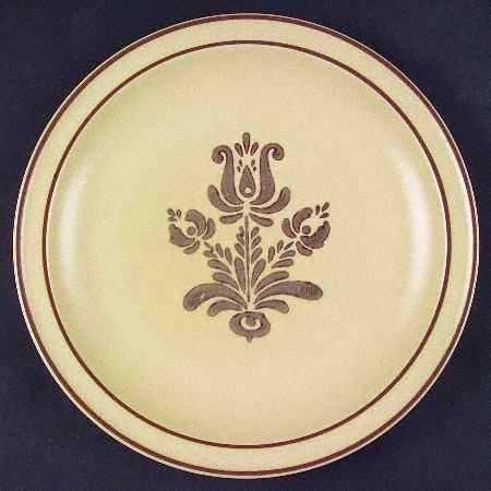 Pfaltzgraff China VILLAGE Three Salad Plates