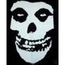 MISFITS SKULL BLACK T-SHIRT X-LARGE
