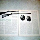 L. C. Smith 1886 Shotgun Hammerless Double Barrel Article