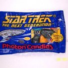 STAR TREK NEXT GENERATION PHOTON CANDIES 1992