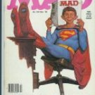 MAD MAGAZINE No, 243 Dec. 1983 SUPERMAN III Cover