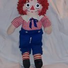 Knickerbocker RAGGEDY ANDY Doll 31 Inches 1960s