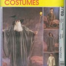 McCall's 3789 STAR WARS WITCH WIZARD COSTUMES S-M-L-XL OOP