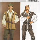 Butterick 4574 ROBIN HOOD PIRATE COSTUMES S-M-L