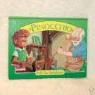 Pinocchio PopUp Storybook 1995 Grandreams