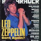 Hit Parader Aug 1986 Van Halen Motley Crue Judas Priest