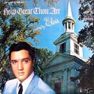 Elvis Presley HOW GREAT THOU ART LP