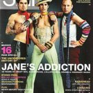 Spin Magazine August 2003 Jane's Addiction Radiohead
