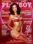 PLAYBOY MAGAZINE February 2006 ADRIANNE CURRY