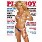 Playboy Magazine July 2003 Nikki Ziering