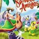 Walt Disney Saludos Amigos VHS Movie