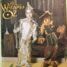 Simplicity 7814 Wizard of Oz Tin Man Scarecrow Child 3-8