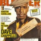 Blender Magazine April 2006 Dave Chappelle