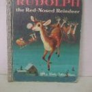 Rudoplh the Red Nosed Reindeer Little Golden Book Record