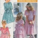 Butterick 3038 Party Dress Girls 4-5-6 1988