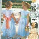 Little Vogue Party Dress Girls 1-2-3 1990