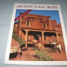 ARCHITECTURAL DIGEST Magazine American West June 1993