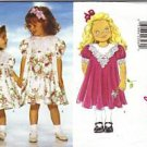 Butterick 4459 Bryan Dress Girls 2-3-4 1996