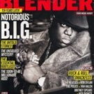 Blender Magazine April 2007 Notorious B.I.G.