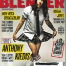 Blender Magazine March 2007 Anthony Kiedis