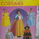 McCall's 2856 Storybook Characters Costumes Girls 4-5-6