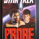 STAR TREK PROBE Margaret Bonanno 1992 Sci-Fi