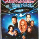 Star Trek Next Generation All Good Thinsgs 1994 Sci Fi