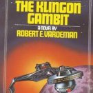 Star Trek The Klingon Gambit Robert Vardeman 1981 Sci-Fi