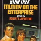 Star Trek Mutiny on the Enterprise Robert E, Vardeman 1983 Sci-Fi