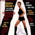 Playboy Magazine February 1998 Daphne Deckers
