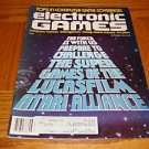 Electronic Games Magazine September 1984