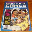 Electronic Games Magazine August 1983