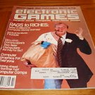 Electronic Games Magazine February 1985