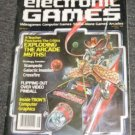 Electronic Games Magazine August 1982