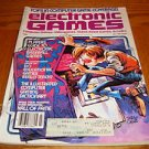 Electronic Games Magazine July  1984