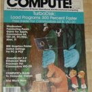 COMPUTE Magazine April 1985 APPLE ATARI COMMODORE