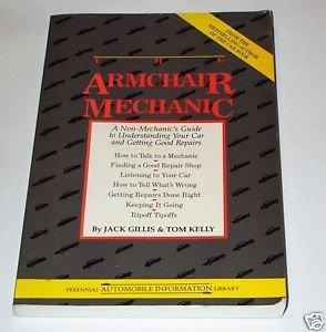 Armchair Mechanic Jack Gillis Tom Kelly 1988