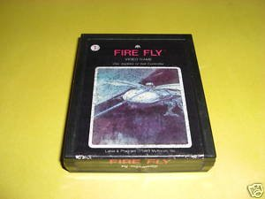 FIRE FLY Atari 2600 Game Box 1983