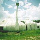 Xanadu Home of the Future Kissimmee Florida Postcard