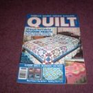 Quilt Magaznine Spring 1988 20 Patchwork Projects