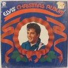 Elvis Christmas Album LP Record
