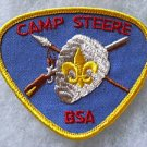 MECKLENBURG COUNTY COUNCIL 1960's CAMP STEERE MUG