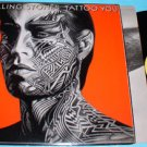 ROLLING STONES TATTOO YOU LP RECORD 1981