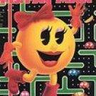 Ms. PAC-MAN Sega Genesis 1991 Video Game