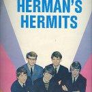 HERMAN'S HERMITS 1965 CONCERT TOUR PROGRAM BOOK