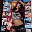 ROLLING STONE MAGAZINE 915 February 2003 SHANIA TWAIN