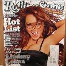 ROLLING STONE MAGAZINE 955 August 2004 Lindsay Lohan
