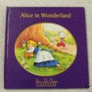 Alice in Wonderland Fairy Tale Classics Storybook 1998